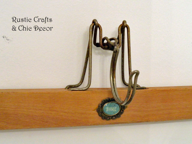 creative wooden hanger crafts rustic crafts chic decor