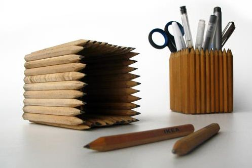 diy pencil holder
