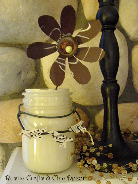 mason jar craft by rustic-crafts.com