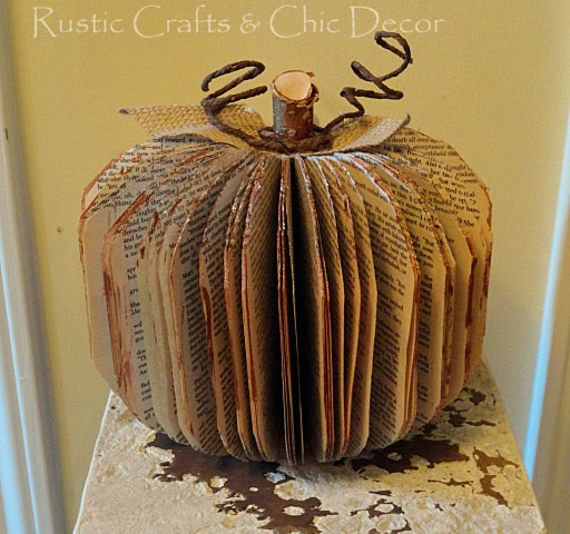 halloween decoration ideas by rustic craftscom - Rustic Halloween Decorations