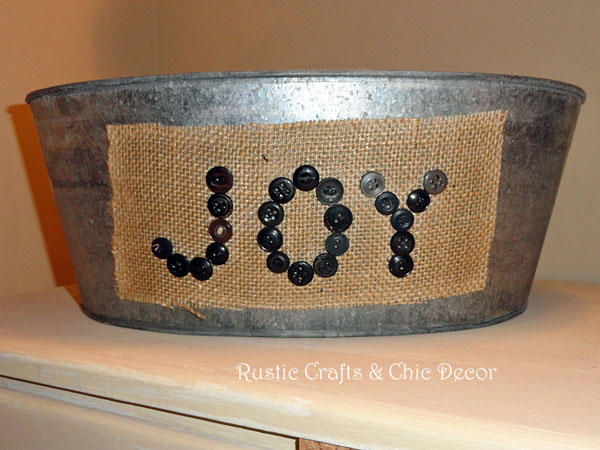 burlap craft ideas by rustic-crafts.com