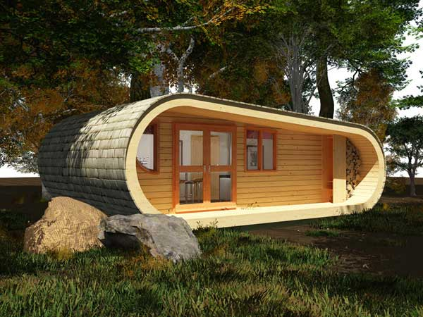 Extreme Modern Cabin Designs Rustic Crafts Chic Decor