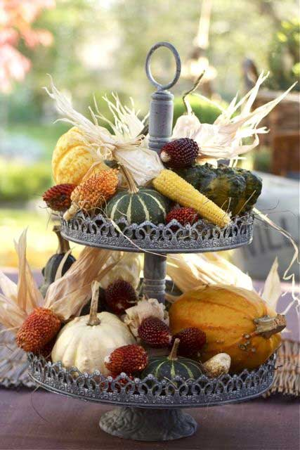 Fifteen creative fall decorating ideas rustic crafts
