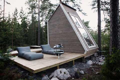 modern cabin designs