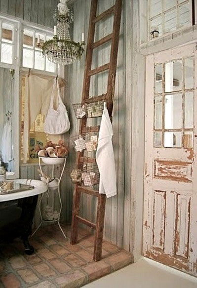 Rustic Chic Bathroom Decor fifteen ideas for decorating rustic chic | rustic crafts & chic decor