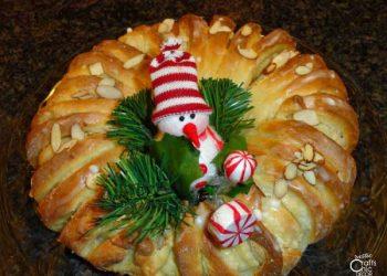christmas yeast bread recipe