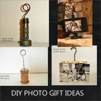 diy photo gift ideas