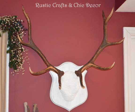 elk antlers by rustic-crafts.com