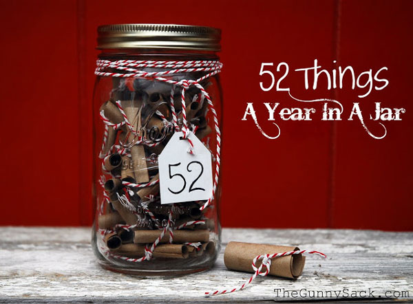 valentine's day mason jar idea