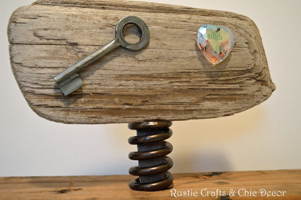 driftwood art by rustic-crafts.com