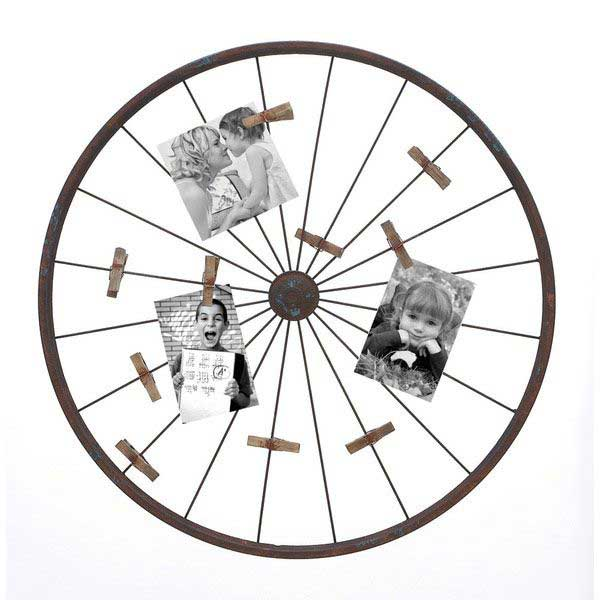 photo wheel display