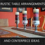 rustic-table-arrangements