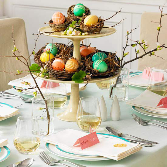 Rustic easter centerpiece ideas crafts chic decor