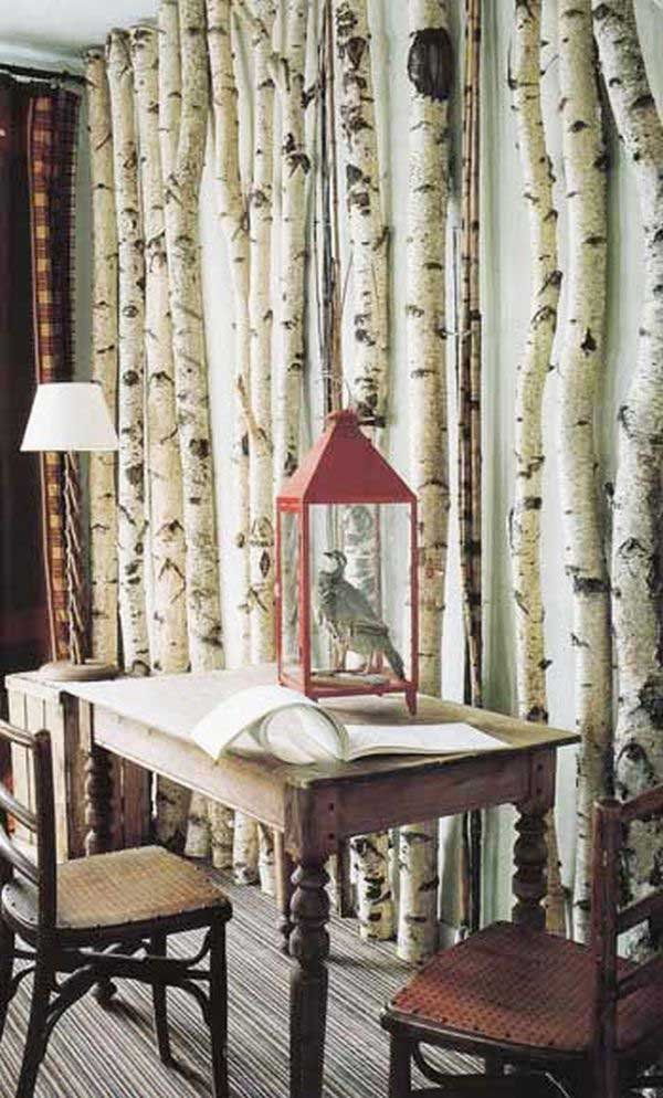 Creative Ways To Decorate With Branches : Rustic Crafts u0026 Chic Decor