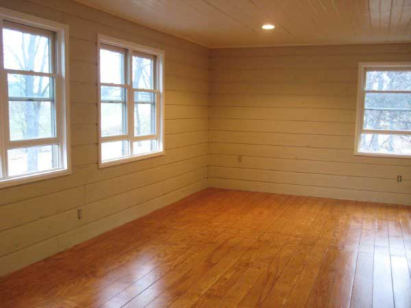 Creative flooring ideas for your cottage rustic crafts for Unusual inexpensive flooring ideas