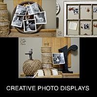creative-photo-displays