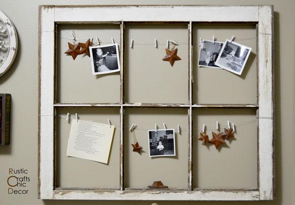 Similiar Wooden Window Craft Ideas Keywords