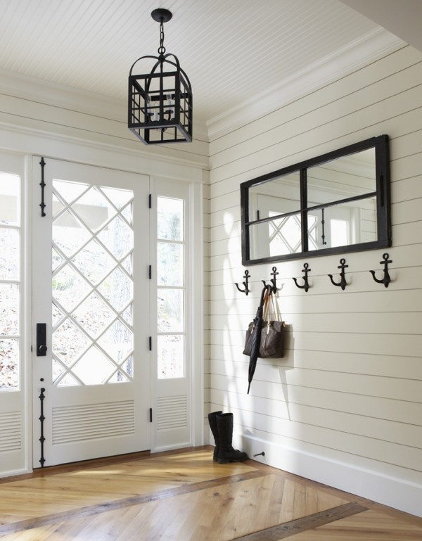 Foyer Ceiling Joints : So what is shiplap rustic crafts chic decor