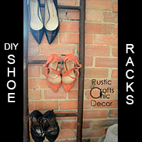 shoe racks feature