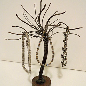 bracelet tree craft