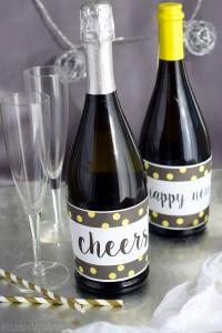 wine bottle printable2