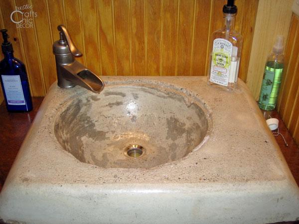 cabin sink