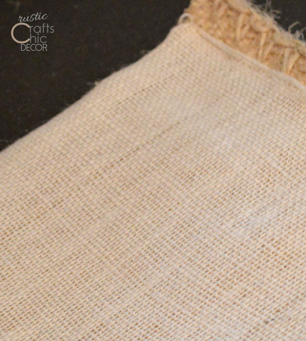 coffee sack hot pad