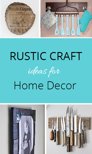 rustic craft ideas