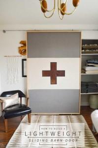 fabric-sliding-door
