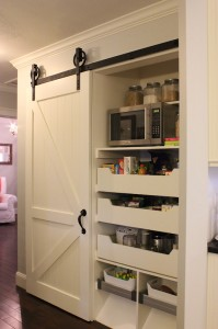 pantry sliding barn door