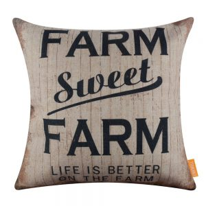 farm pillow