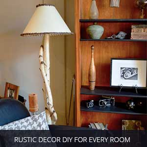 rustic decor diy