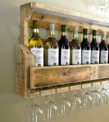 diy wine racks