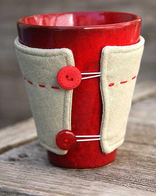 custom cup cozy