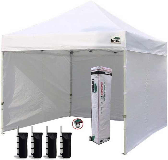 craft show tent
