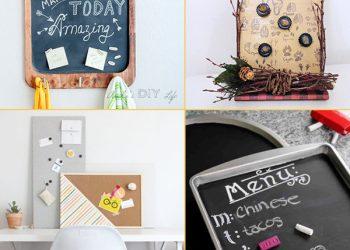 diy magnet board ideas