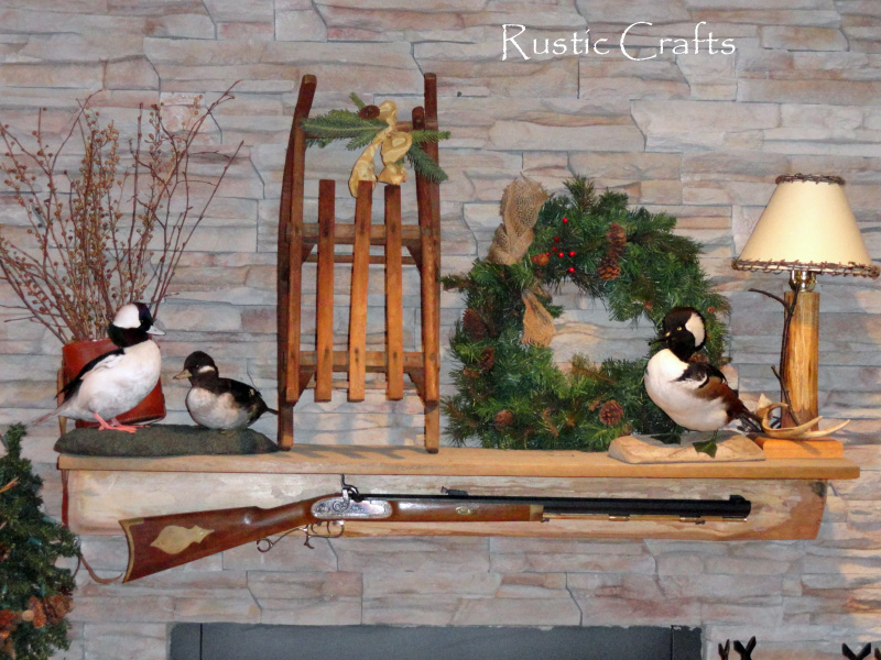 rustic christmas craft ideas rustic tree decorating ideas rustic crafts 5349