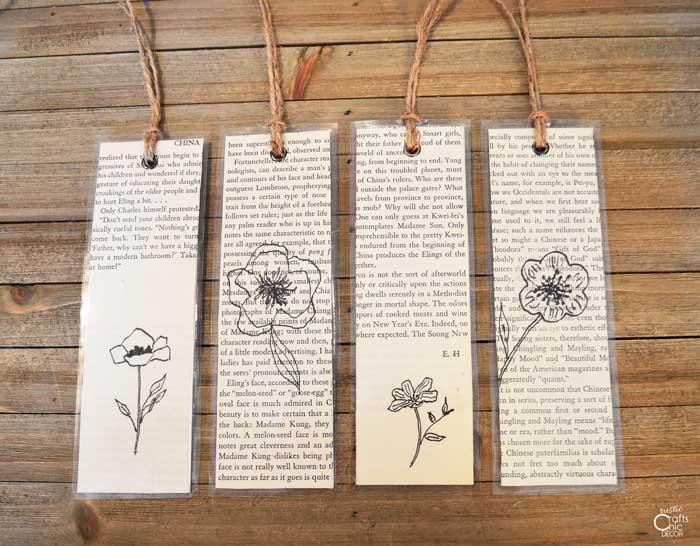 bookmark mini gift