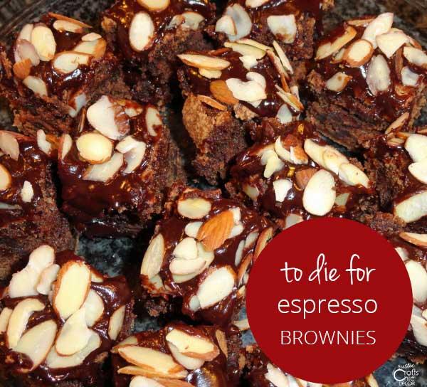 christmas treats recipes - brownies