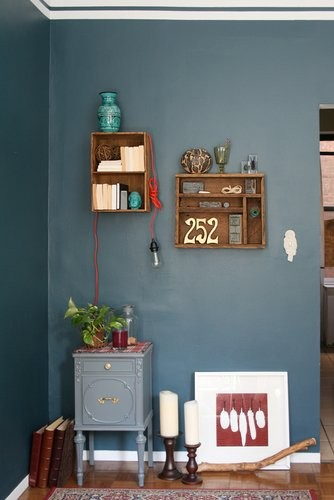 cozy entryway