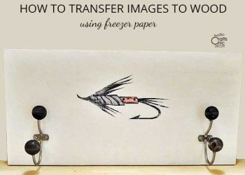 how to transfer images to wood