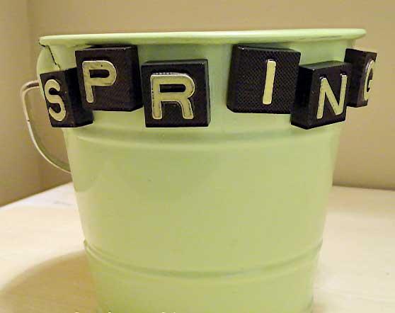 spring pot design