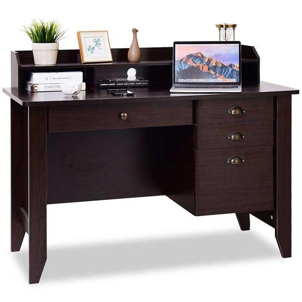 vintage inspired desk
