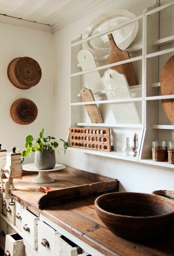 Vintage Kitchen Decor Ideas - Rustic Crafts & Chic Decor