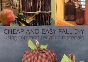 easy fall diy