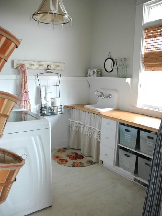 creative laundry room ideas