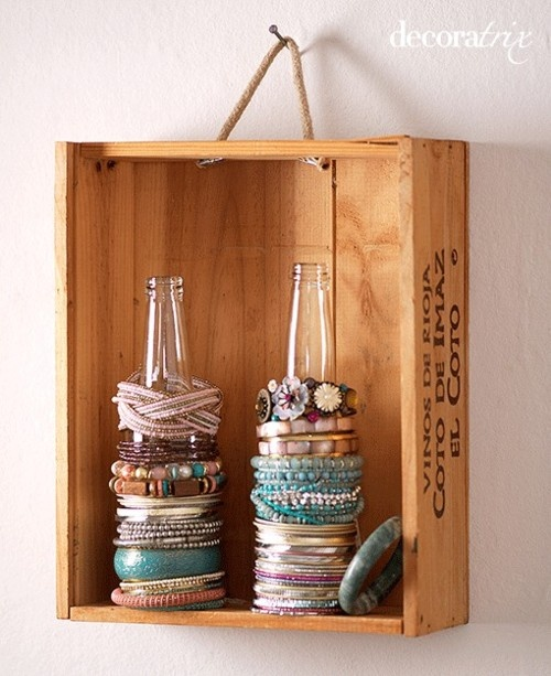 creative ways to organize
