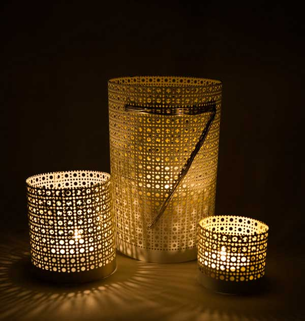 radiator sheet lanterns