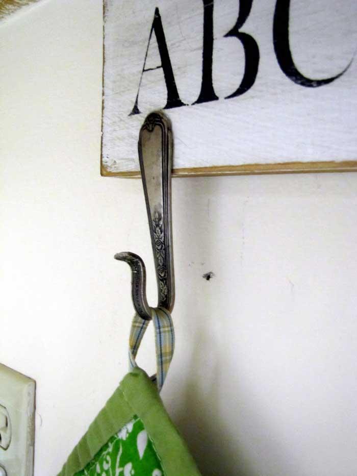 silverware hook