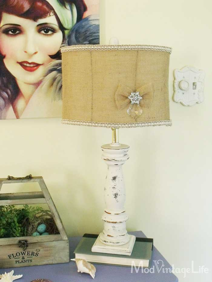 lampshade jewelry